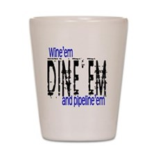WINEEM copy Shot Glass