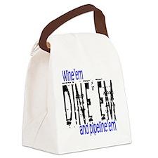 WINEEM copy Canvas Lunch Bag