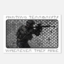 WHEREVER THEY HIDE Postcards (Package of 8)
