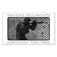 WHEREVER THEY HIDE Decal
