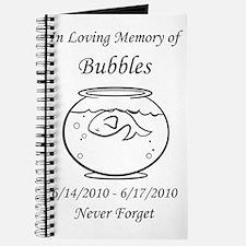 bubblesflatbig Journal