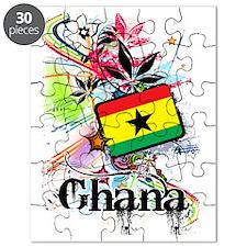 flowerGhana1 Puzzle