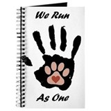 Dog agility Journals & Spiral Notebooks