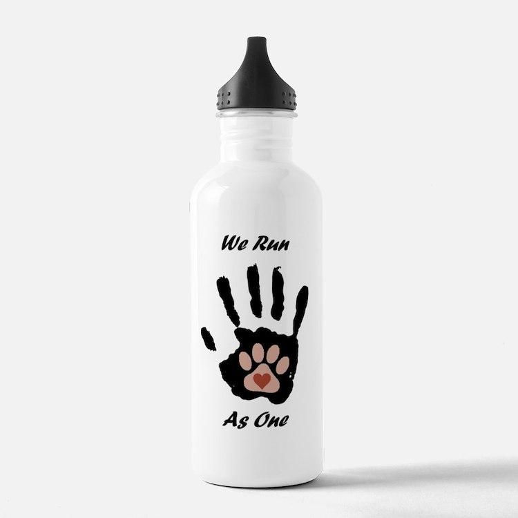 We run1 Water Bottle