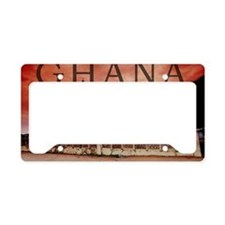 ghana5 License Plate Holder