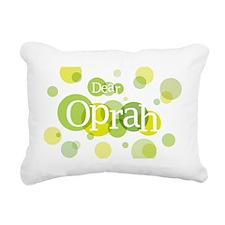 Oprah_01 Rectangular Canvas Pillow