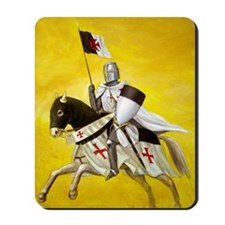 templar cover image reworked Mousepad