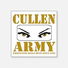 """cullenarmy2 Square Sticker 3"""" x 3"""""""