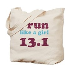 13run_2sticker Tote Bag