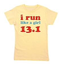 13run_2 Girl's Tee