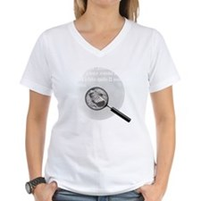 3-Moon Landing Blk Shirt