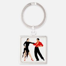 DWTS1 c-2k light Square Keychain