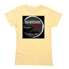NewbornArmyBlackBack Girl's Tee