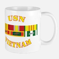 usn-vietnam-vet-shirt Small Mugs