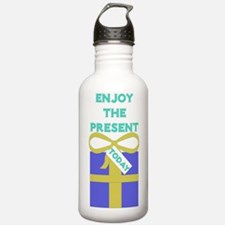 Enjoy The PresentBurno Water Bottle