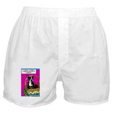 Boston in a Basket Boxer Shorts