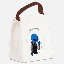 plink_4 Canvas Lunch Bag