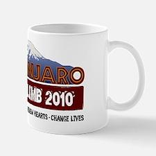 kilimanjaroLogoV0 Mug