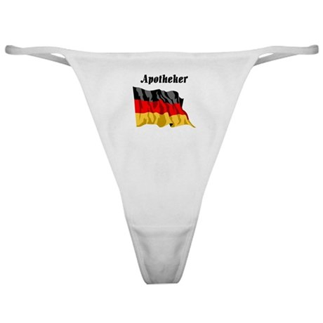 Pharmacist (Germany) Classic Thong
