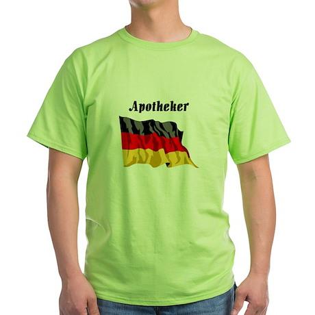 Pharmacist (Germany) Green T-Shirt