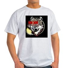team jacob eclipse wolf large black  T-Shirt