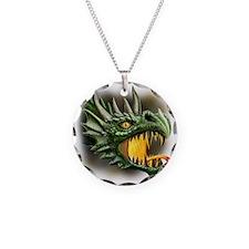 roaring dragon Necklace