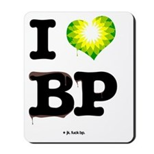 I 3 BP Mousepad