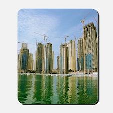 Dubai Marina Mousepad