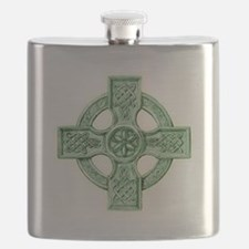 2-celtic cross equal arms Flask