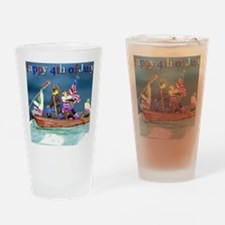 MOUSEPAD2_FINAL Drinking Glass