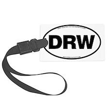 2-DRW Luggage Tag