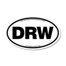 2-DRW Wall Decal