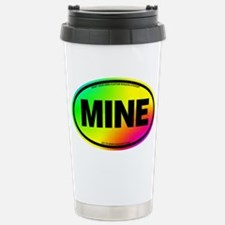 2-MINE Stainless Steel Travel Mug