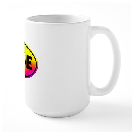 2-MINE Large Mug