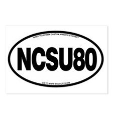 NCSU80 Postcards (Package of 8)