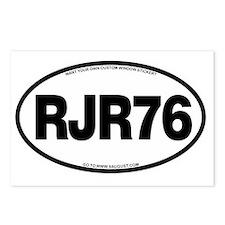 2-RJR76 Postcards (Package of 8)