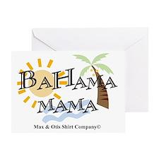 bahama-mama Greeting Card