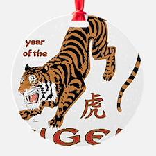 Tiger Year Ornament