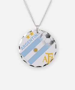 argentina aa Necklace