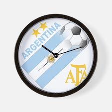 argentina aa Wall Clock