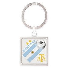argentina aa Square Keychain