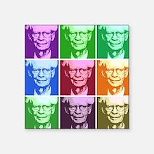 "Skinner Square Sticker 3"" x 3"""
