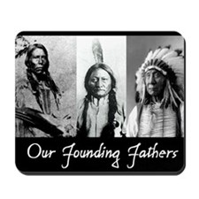real founders Mousepad