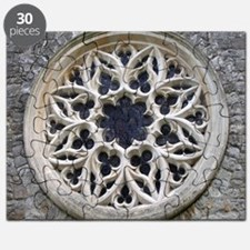 stone rose window Puzzle