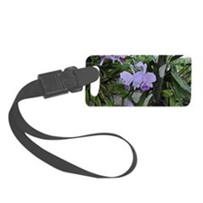 Orquidea Luggage Tag