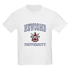 NEWCOMB University Kids T-Shirt