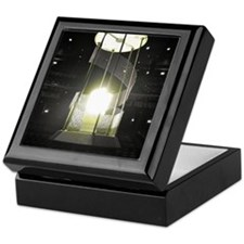 Ghost Light Keepsake Box