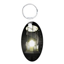 Ghost Light Keychains