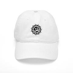 Tribal Om Symbol Baseball Cap