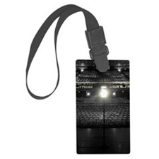 Ghost Light Luggage Tag